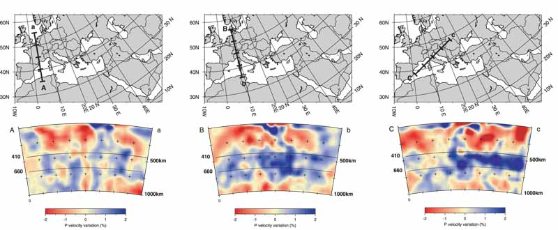2D Direct S-Wave Attenuation Tomography in Northern Italy.