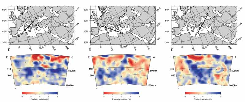 2D Coda-Wave Attenuation Tomography in Northern Italy.